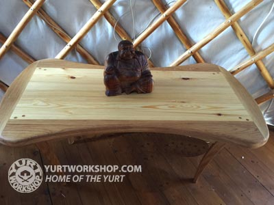 Yurt Coffee Table