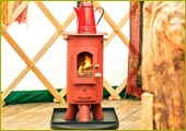 Aneway Traveller Stove