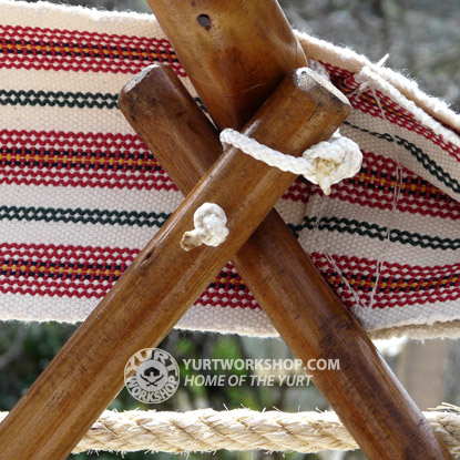 Yurt Traditional Woven Tension Band