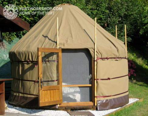 10 foot yurt in stock