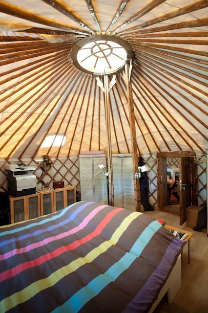 21 foot Mongolian Yurt
